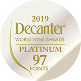 Logo Decanter platinium 2019