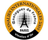 Logo Vinalies Internationales 2009
